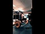 180kg × 2 (own weight 58)