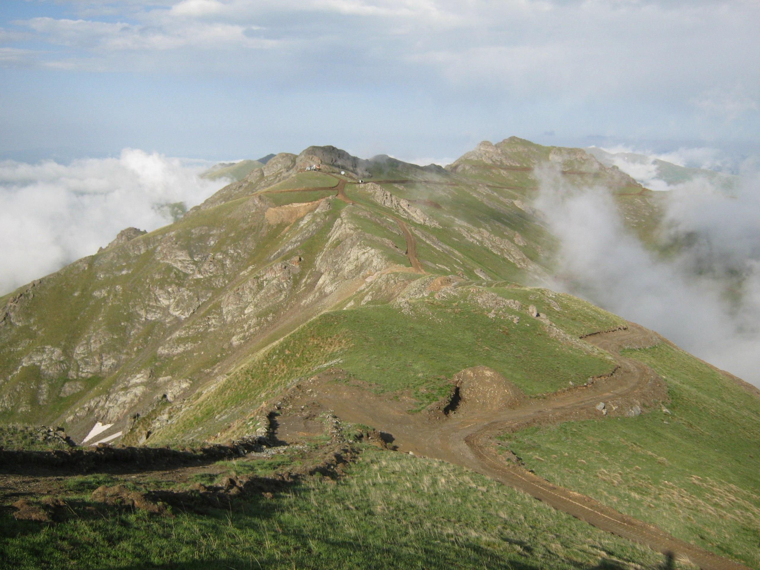 хребет Баргушат