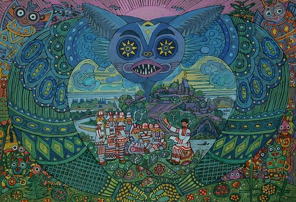 Василий Георгиевич Игнатов (14.02.1922  23.02.1998)  График, художник театра, мультипликатор, иллюстратор.