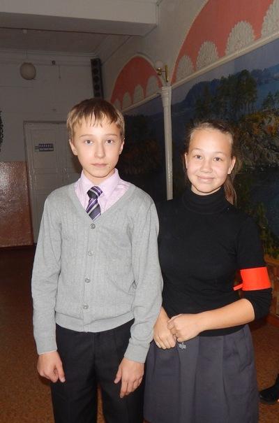 Кристина Буркова, 23 февраля , Шадринск, id150127277