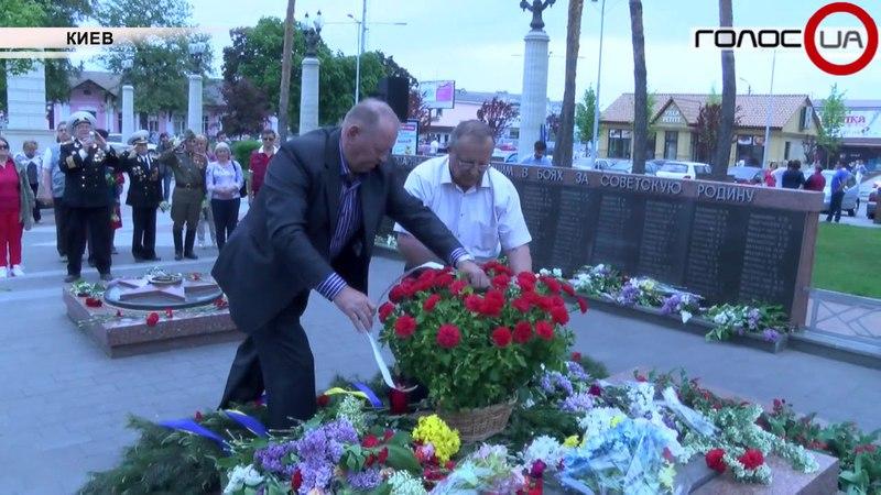 Петр Симоненко: Властям не удастся сломить волю тех, для кого 9 мая – святой праздник