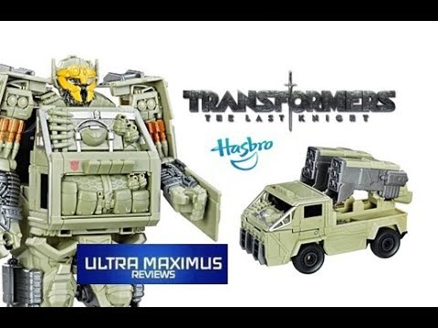 Knight Armor Autobot Hound Transformers The Last Knight Turbo Changer