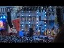 Концерт Хора Турецкого 9 мая на площади у Белорусского вокзала