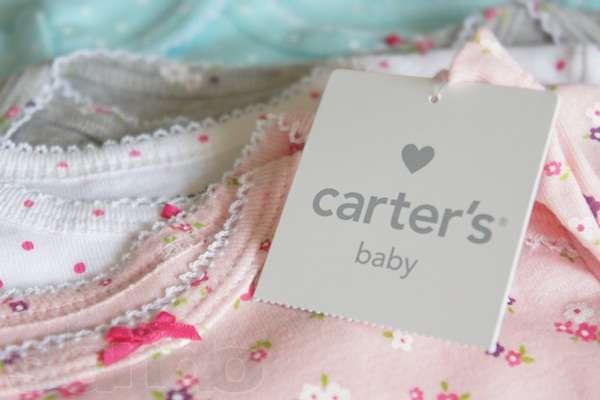 Заказы в Carter's (Америка)
