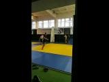 Тренировка ММА 3.09.18