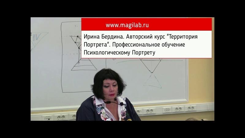 Авторский курс КМ Территория Портрета