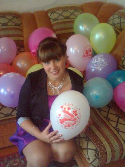 Оксана Кожевникова, 18 октября , Мозырь, id196329336