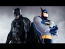 Batman Ben Affleck: The Animated Series (1992) STYLE