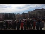 Военный парад в Снежинске