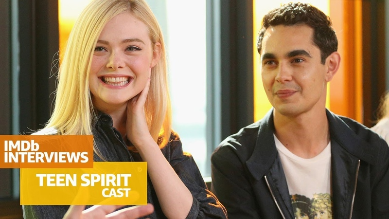 Elle Fanning, Max Minghella Cast Talk Music and Milking Goats in 'Teen Spirit' (2018) | TIFF 2018