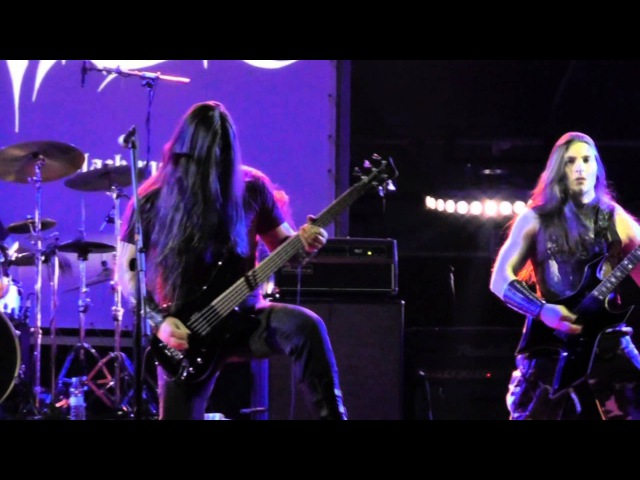 Stryvigor — Крила Скорботи (Live at 11 Years Under Jolly Roger Fest, Bingo Club, Kiev 21-03-2015)