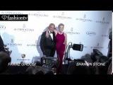 V'S Model Izabel Goulart, Natasha Poly & Paris Hilton at De Grisogono Fatale Party FashionTV