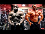 SUPERHUMAN SHOULDER WORKOUT  KALI MUSCLE &amp MIKE O'HEARN