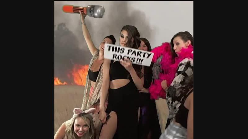 Selena Gomez Friends in her very own Action Flipbook
