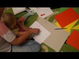 #ВсеНачинаетсяСМамы. Без фильтров. Видео о совместной подготовке картин для конкурса к Дню Матери 26.11.17