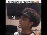 Учим английский алфавит вместе с Lil Pump [Часть 2]
