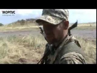 Наступление армии ДНР на Украинский батальен ГРАД  23.07.2014 Новороссия Украина новости сегодня