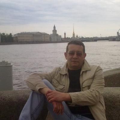 Владимир Бакланов, 6 ноября 1967, Санкт-Петербург, id136876611