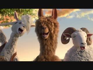 Поющие овцы в анимационной рекламе Cole Haan