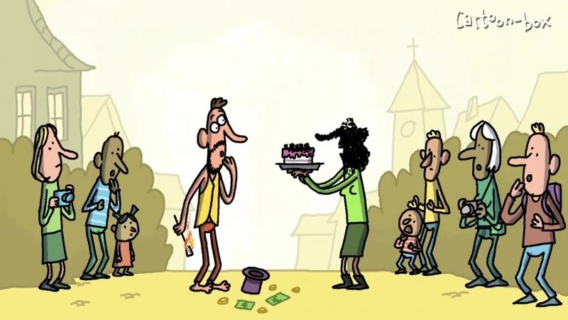 Birthday Cake _ Cartoon-box 47