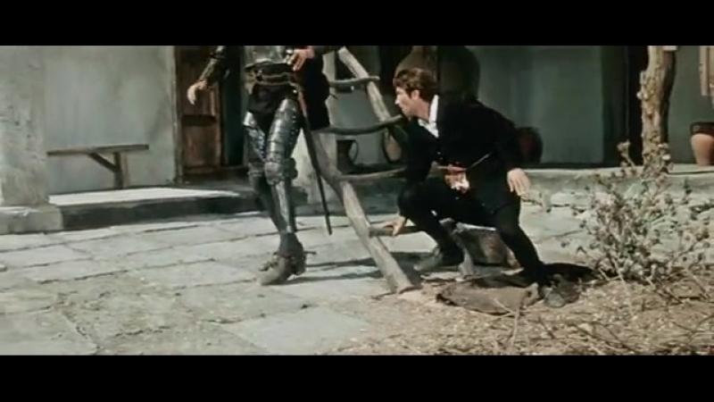 Kózintsev, G. ( 1957 ). Don Quijote ( adaptación para el cine de la novela de Cervantes ). Lenfilm: Leningrado.