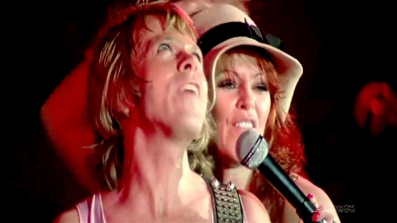 ABBA : Why Did It Have To Be Me (HQ) Live 1977
