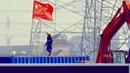 特斯拉(中国)工厂\Tesla China factory(2018年12月12日)工地已开始地面建筑
