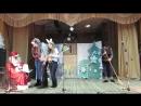 Заяц и Волшебство-новогодний спектакль-СОШ №13 г.Тольятти Пост.Ю.В .Надеждин