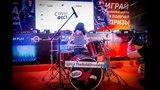 Нейромонах Феофан - Притоптать (Drum cover) by The Bald Drummer