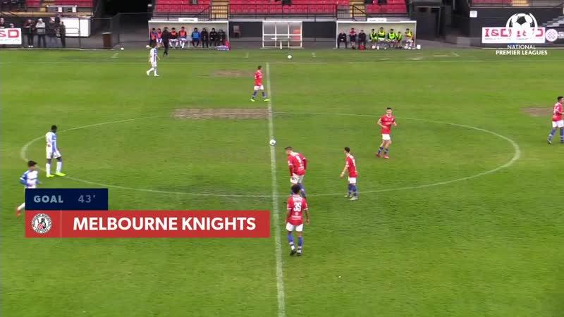 NPL Victoria U20 Round 20, Melbourne Knights vs Avondale FC