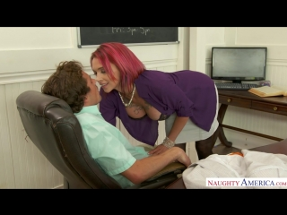Anna Bell Peaks [All Sex,Big Tits,Blowjob,Deepthroating,Facial,Redhead,Titty Fucking,Tattoo,New Porn 2018]