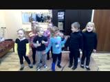Репетиция Котята 2017 дети