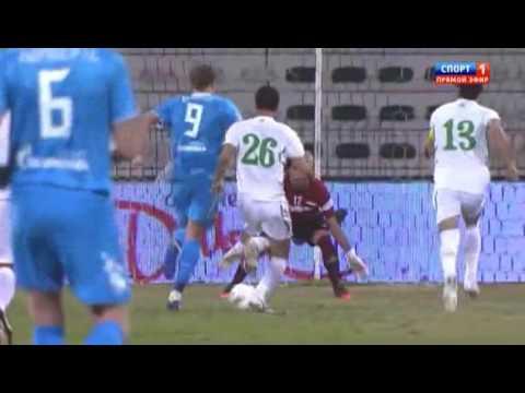 Ирак (олимп) vs Зенит 20.01.2012 Iraq - FC Zenit