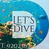 Школа Дайвинга Let's Dive