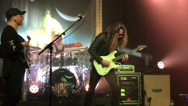 Intervals v Nick Johnston v Jason Richardson Improv Guitar Battle *LIVE* @ The Masquerade