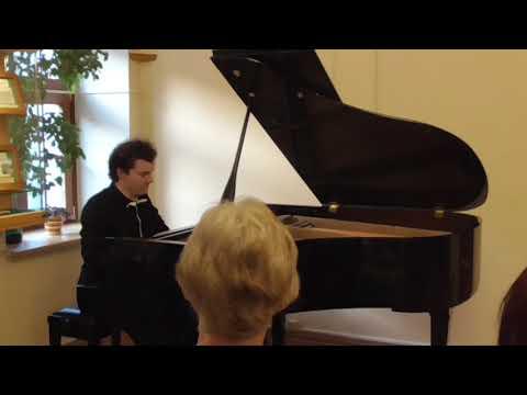 K.Alexeev. Brahms. Intermezzo op.117 No.2