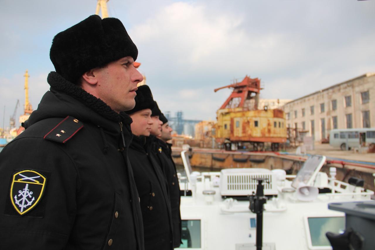 Морские подразделения Росгвардии получили боевые катера нового поколения
