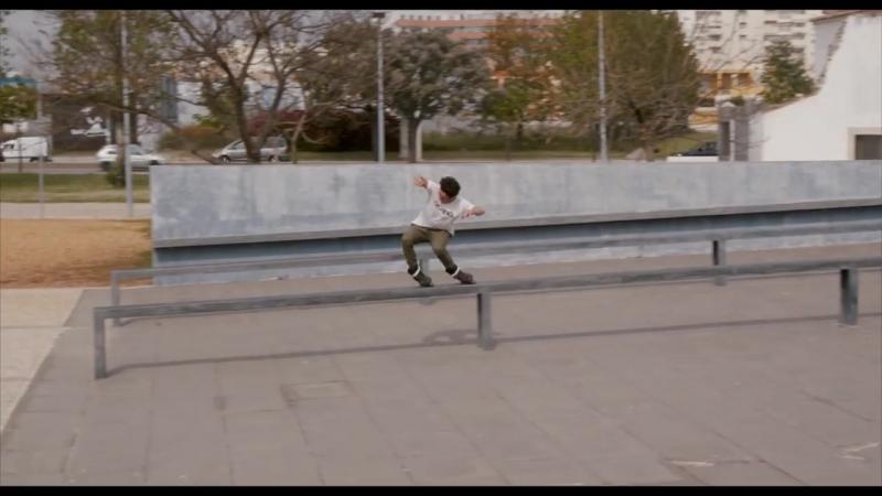 Broke. - Nick Lomax Sam Crofts for USD Skates Hanglosers