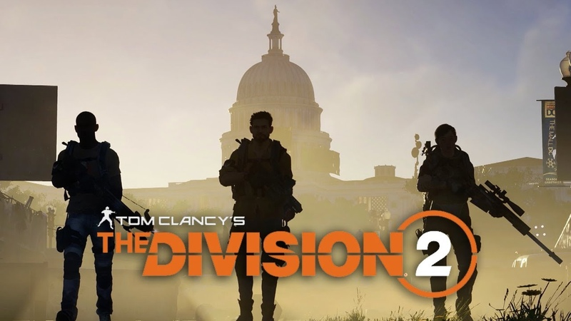 Tom Clancy's The Division 2 - Official Gameplay Trailer | Ubisoft E3 2018