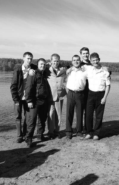 Давид Луговских, 22 октября 1992, Харьков, id171996589