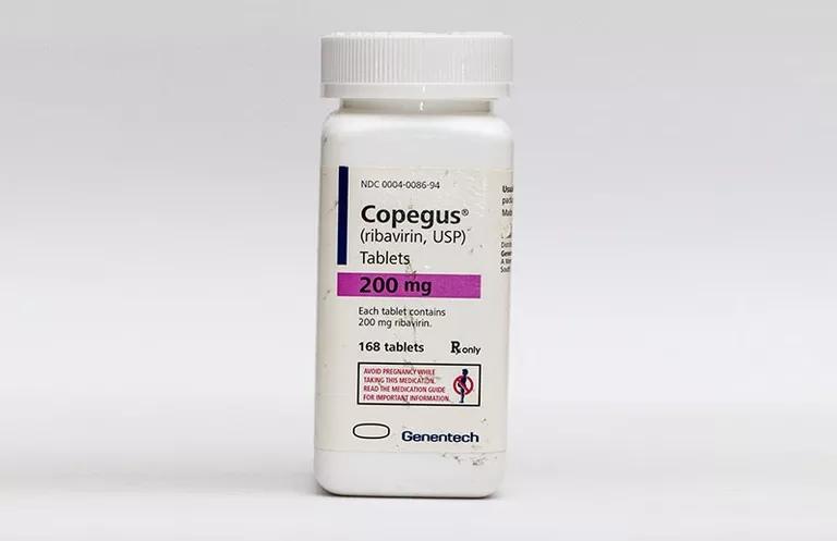 Рибавирин для лечения гепатита С