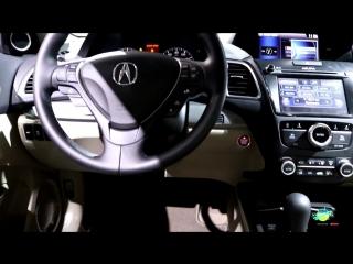 2018 Acura RDX Exterior and Interior Walkaround LA Auto Show
