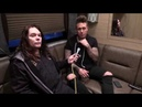 WGRDs Tommy Carroll Interviews Jacoby Shaddix From Papa Roach