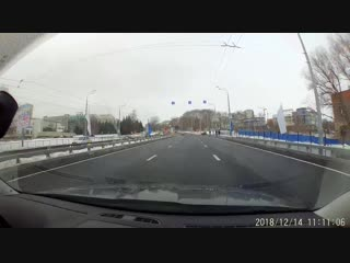 Тест-драйв нового Московского моста