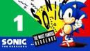 Sonic the Hedgehog 1991 - Прохождение игры на русском - Green Hill Zone, Marble Zone 1