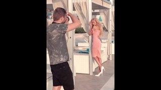 Katerina Fetisova - Summer time/ backstage /