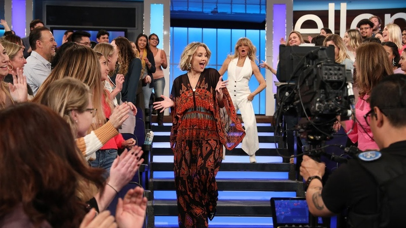 Kate Hudson Goldie Hawn Dance It Out
