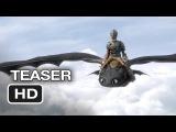 Трейлер мультфильма Как приручить дракона 2 (How To Train Your Dragon 2)