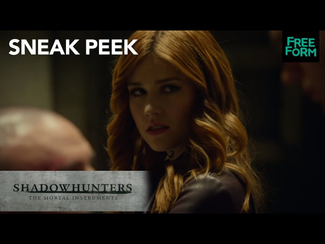 Сумеречные охотники| сезон 2, часть 2, эпизод 11 Sneak Peek.