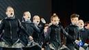 El baile de los Ángeles (I) 'Kidz on the block gana con este baile el Campeonato de España 2016''